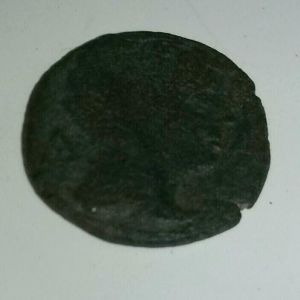 160 B.C. Iberian coin (tribal leader)